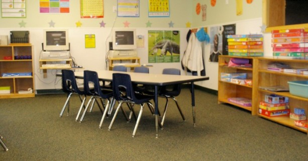 One of LPC's after school program rooms