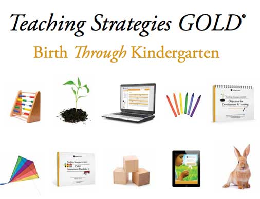 Little People's College implements Teaching Strategies Gold